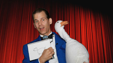 The mind-reading goose reads minds during a LIVE online magic show!